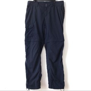 Columbia PFG Convertible Outdoor Pants Size 12